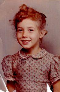 Me, First Grade, Circa 1959